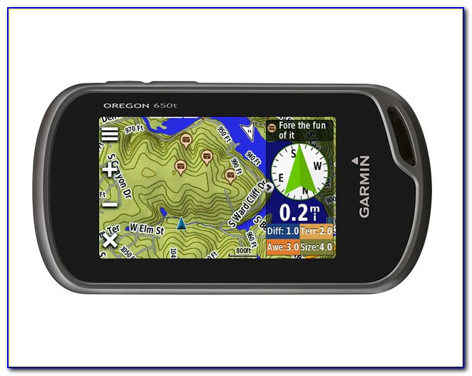 Best Maps For Garmin Oregon 600