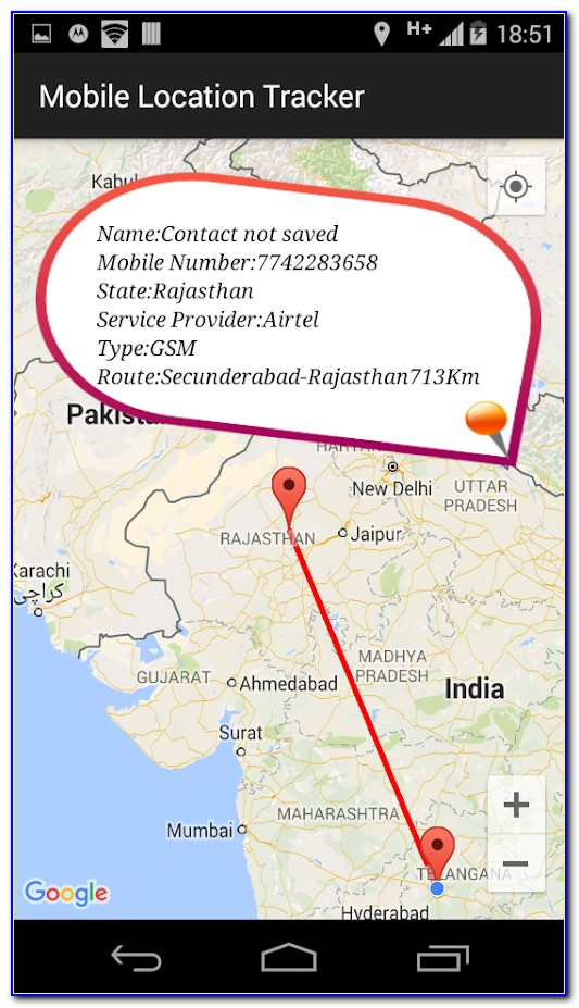 Best Mobile Number Tracker With Google Map In India Today