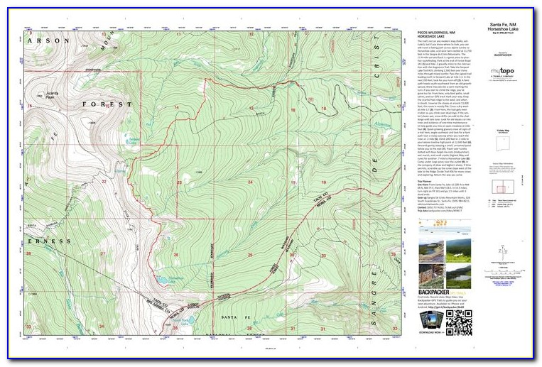 Best Topo Map Software For Hunting