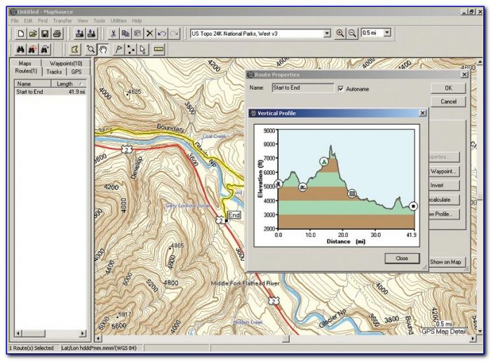 Best Topo Map Software For Pc