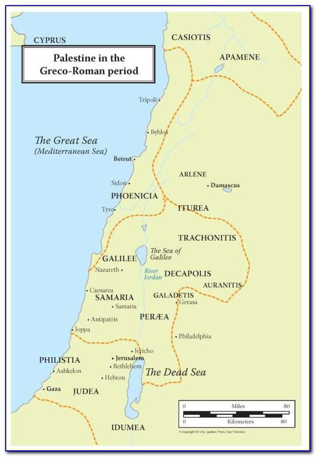 Bible Maps New Testament Pdf