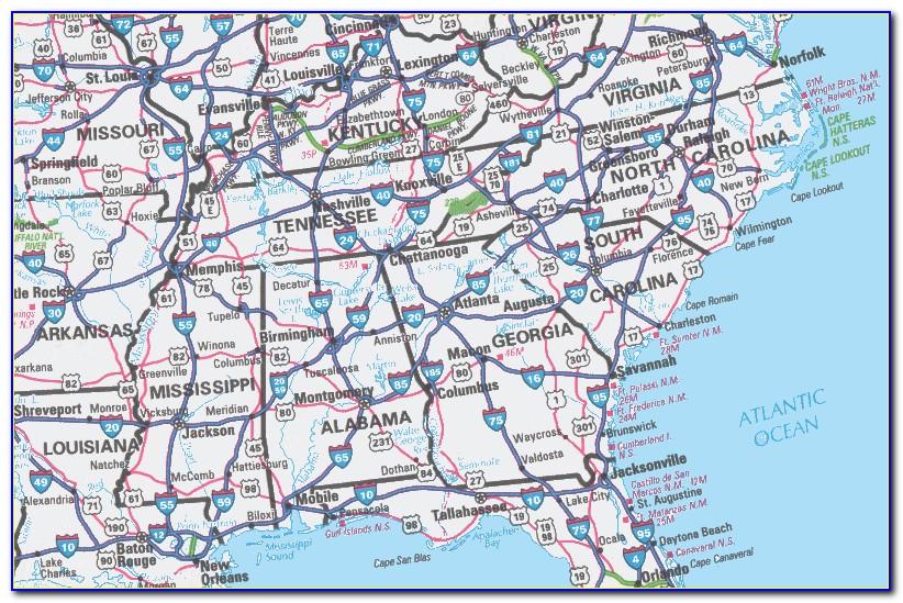 Big Us Road Map