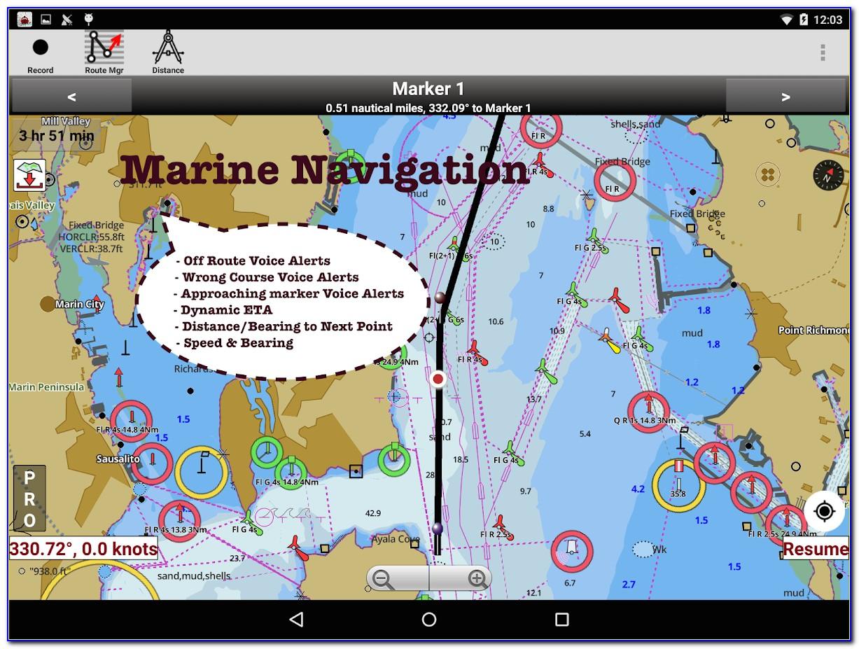 Boating Gps Maps