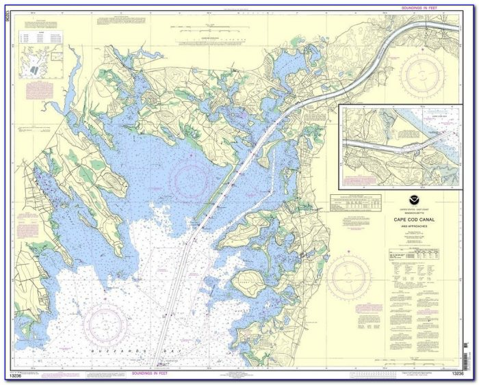 Cape Cod Bay Nautical Chart