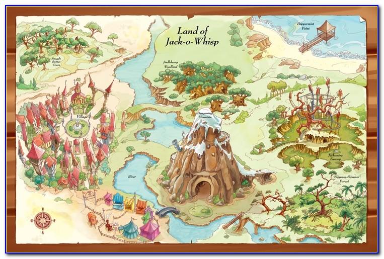 Children's Book Of Maps