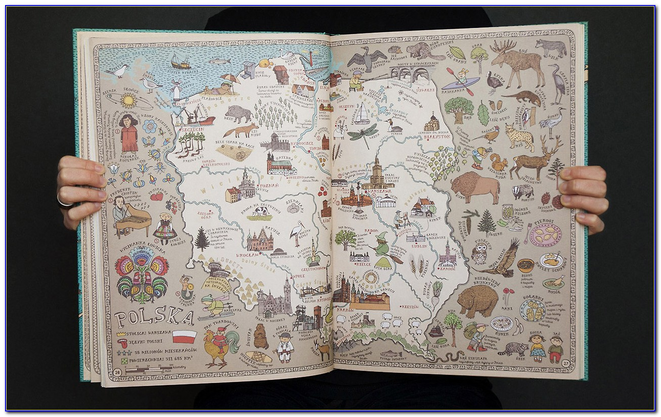 Children's Books About Maps