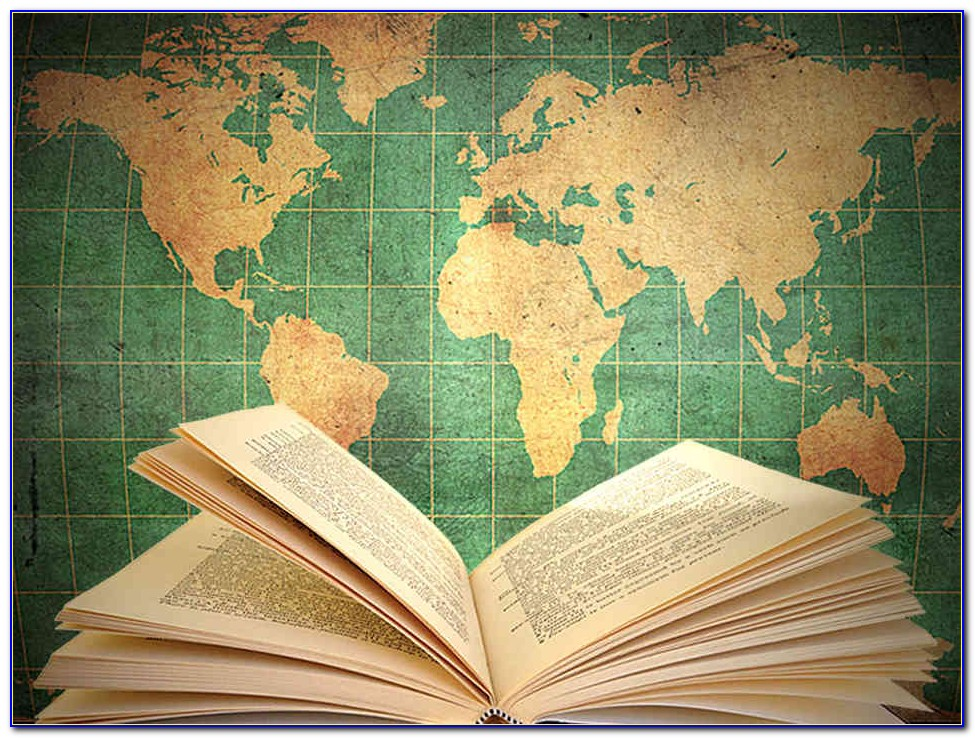 Children's Books With Maps In Them