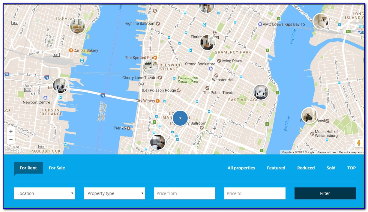 Commercial Real Estate Mapping Software