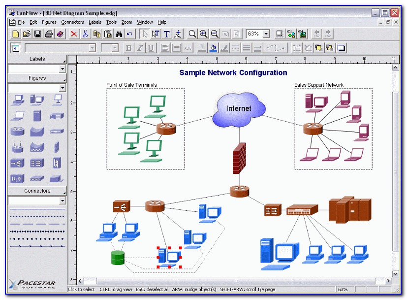 Computer Network Concept Map