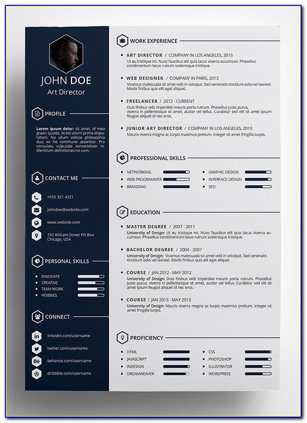 Creative Resume Builder Free