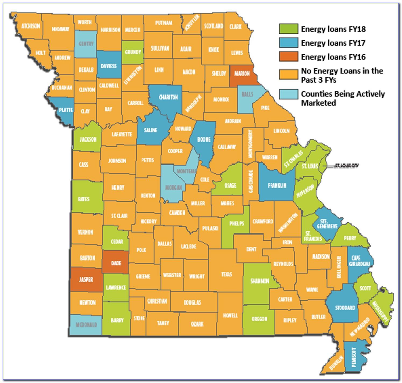 Dallas Mortgage Assistance Program (map)