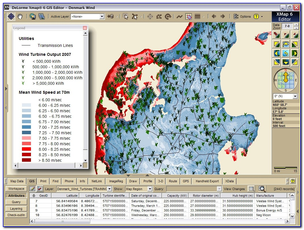 Delorme Atlas Software