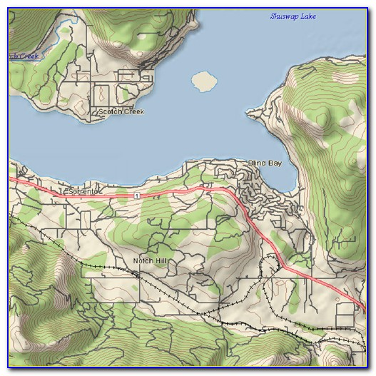 Delorme Map N Go Software
