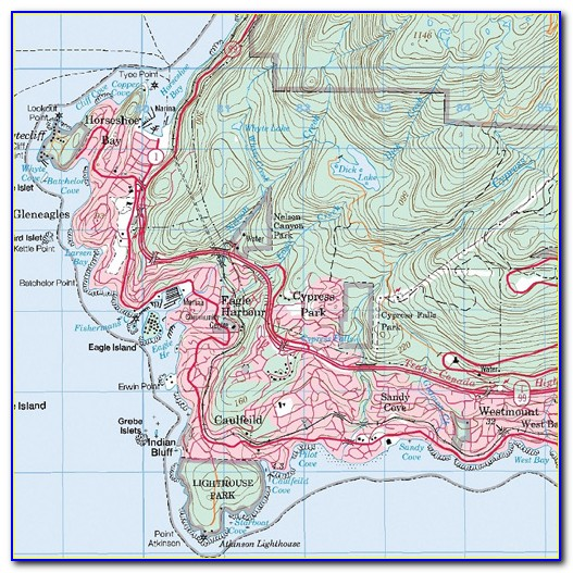 Delorme Map Software