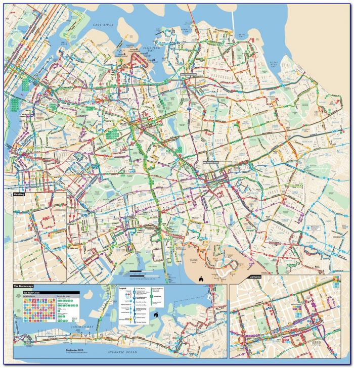 Detailed Street Map Of Nyc - Maps : Resume Examples #R35xlGE51n