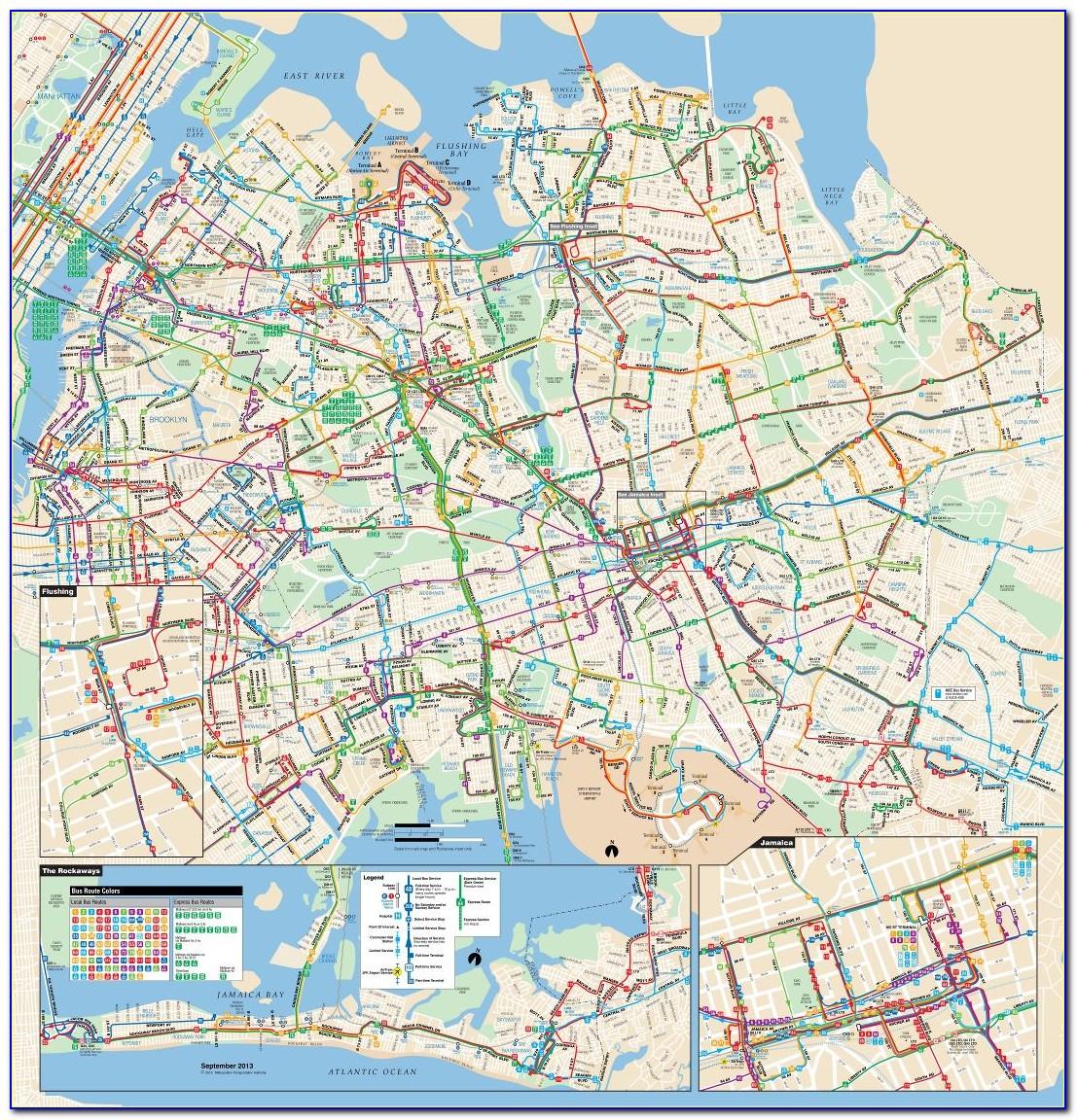 Detailed Map Of Soho Nyc