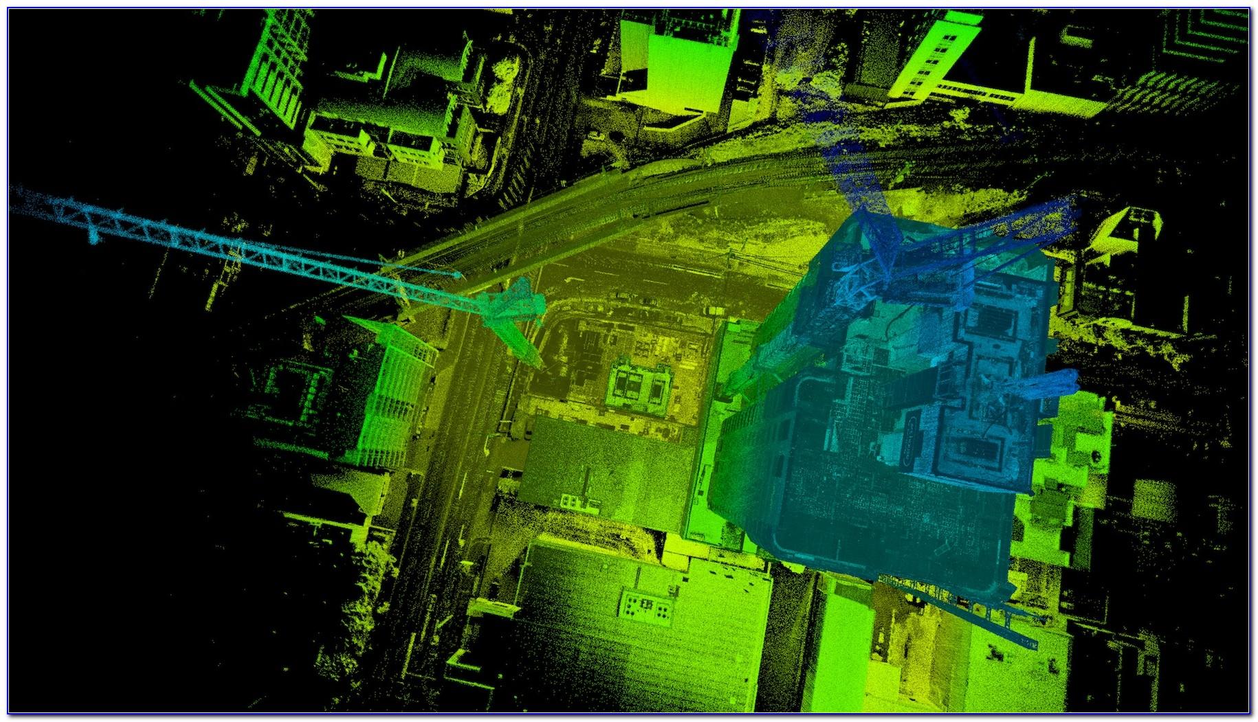 Diy Lidar 3d Mapping