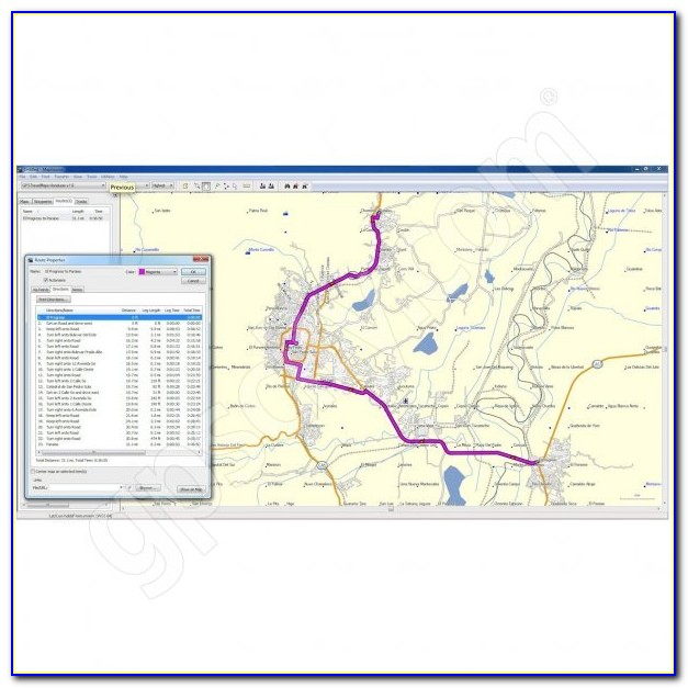 Download Free North America Map Gps