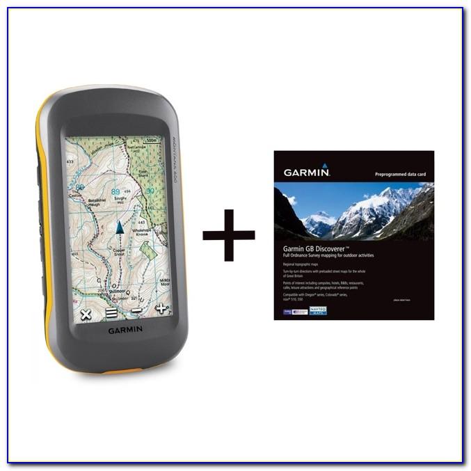 Download Maps For Garmin Montana 600