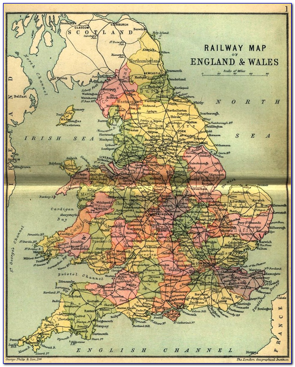 Ebay Antique Maps Uk