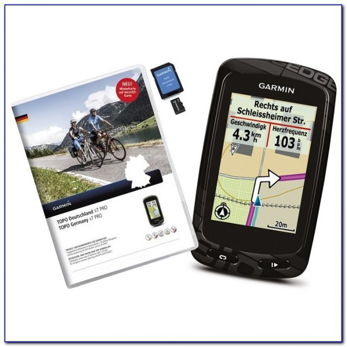 European Maps For Garmin Edge 810