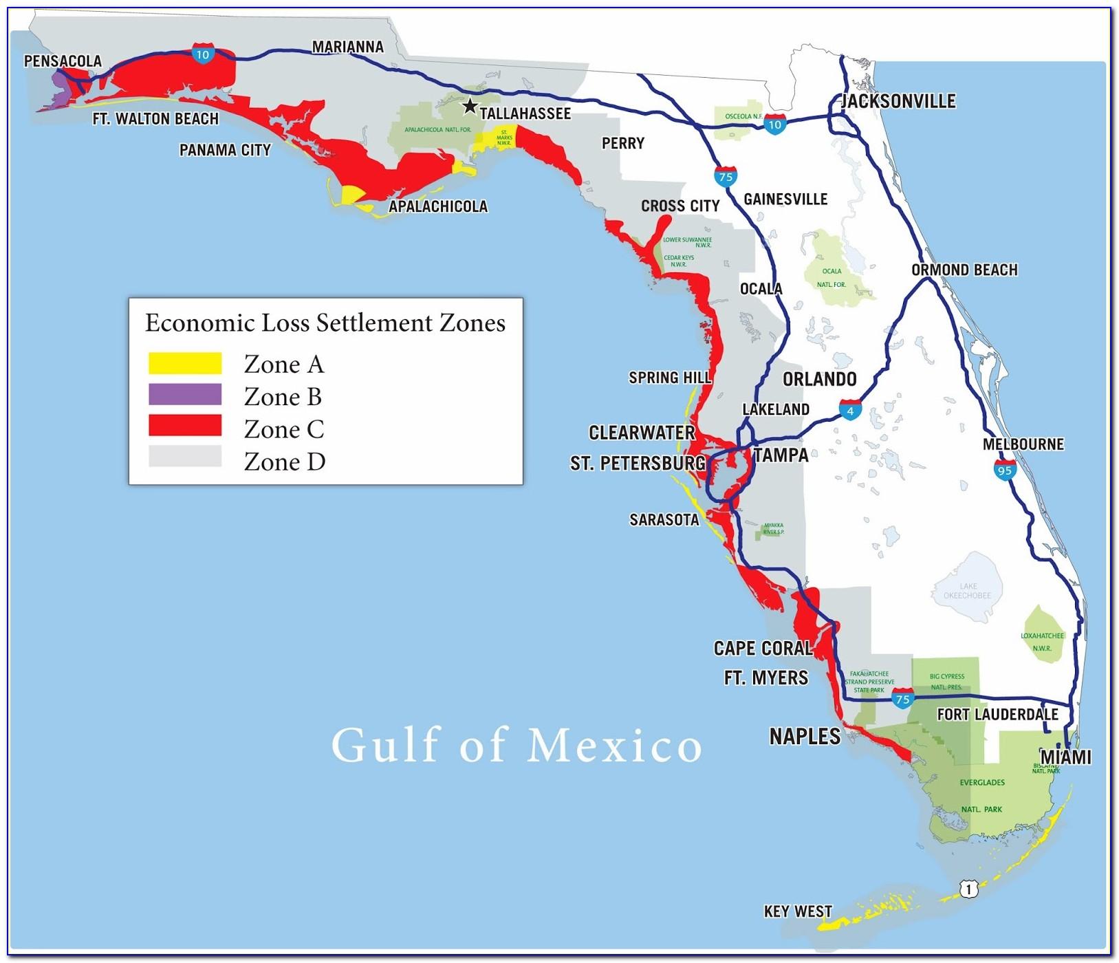 Fema Flood Zone Map Orlando Florida