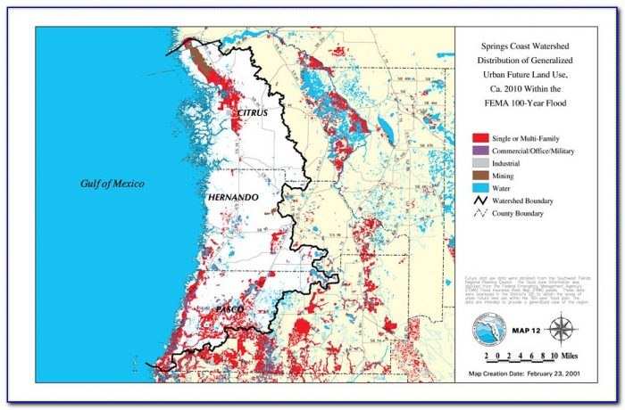 Fema Flood Zone Map Pinellas County Florida