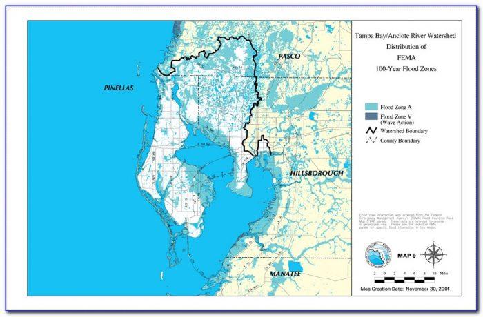 Fema Flood Zone Map Sarasota County Florida