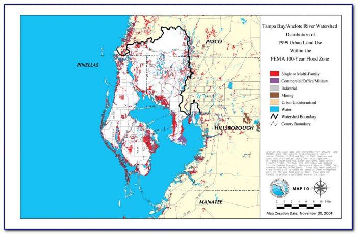 Fema Flood Zone Maps Bay County Florida