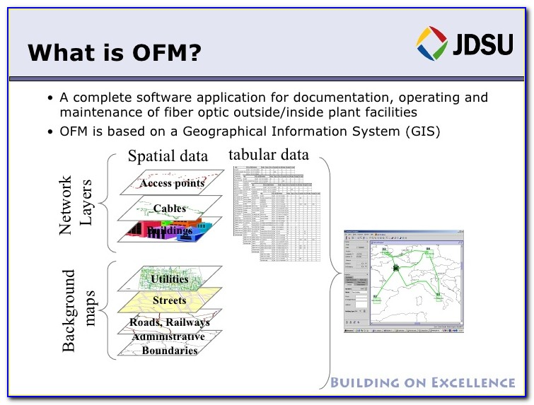 Fiber Optic Mapping And Management Software