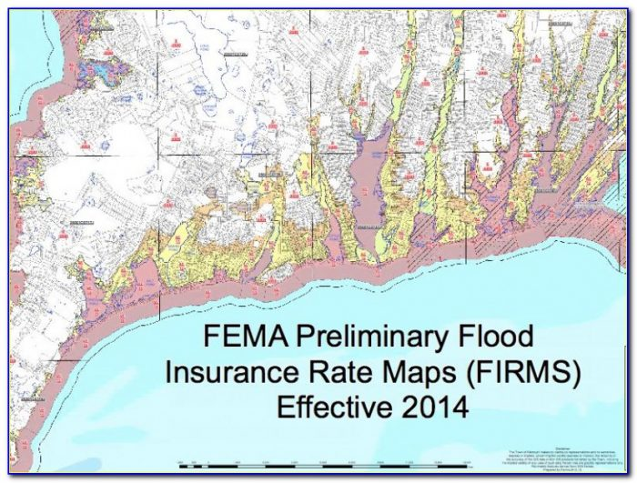 Flood Insurance Rate Map Nj