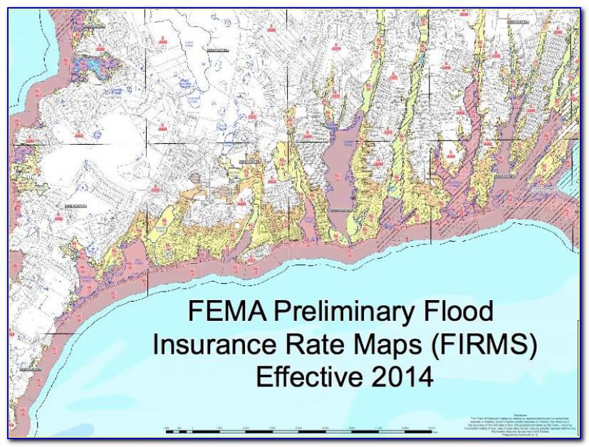 Flood Insurance Rate Map Nj