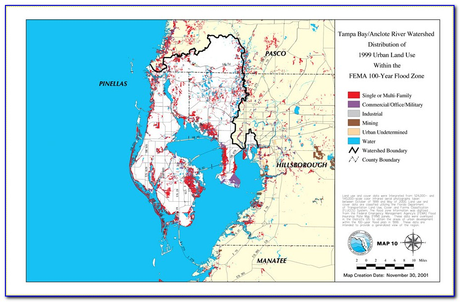 Flood Zone Map Florida Irma