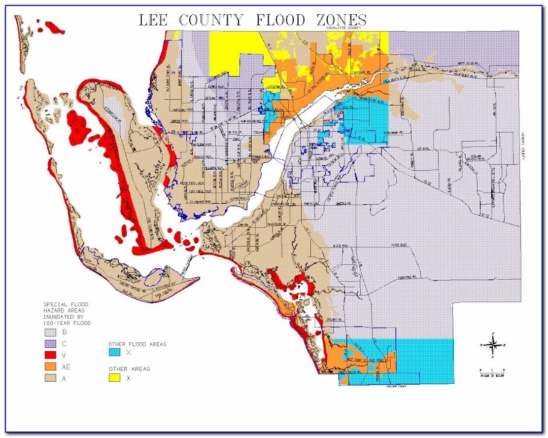Flood Zone Map Florida Pinellas County
