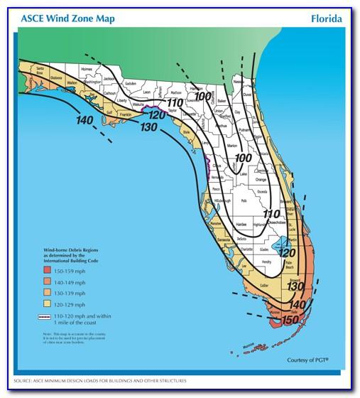 Flood Zone Maps Jacksonville Florida
