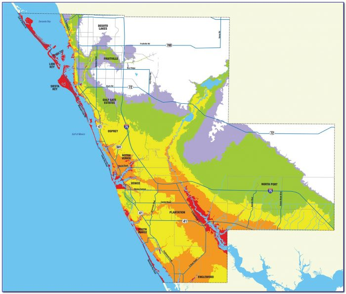 Flood Zone Maps Niceville Florida