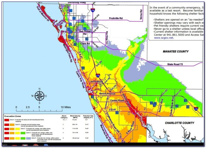 Flood Zone Maps Sarasota Florida