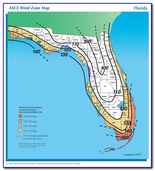 Florida Flood Map Zones