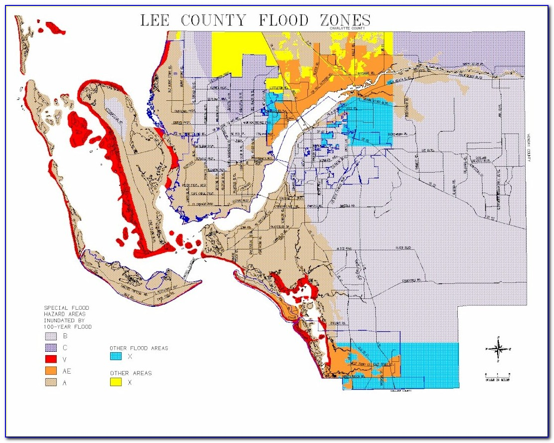 Florida Flood Zone Map Broward