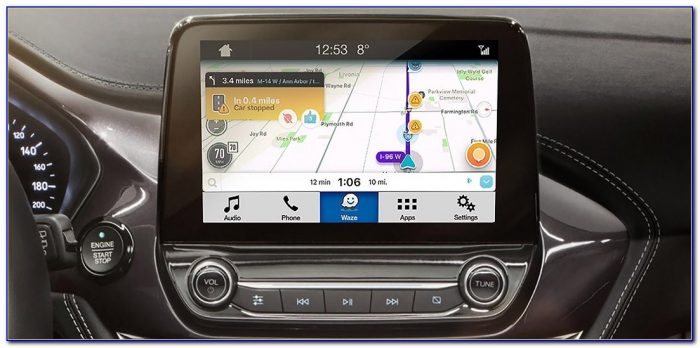 Ford Sync Gps Map Update