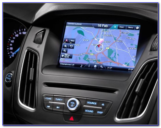 Ford Sync Gps Update