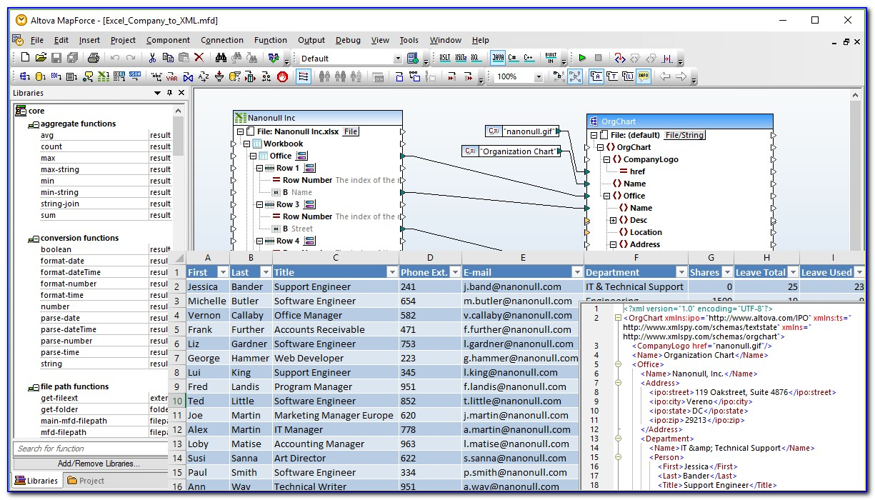 Free Data Flow Mapping Software