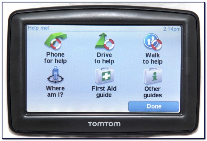 Free Map Updates For Tomtom One
