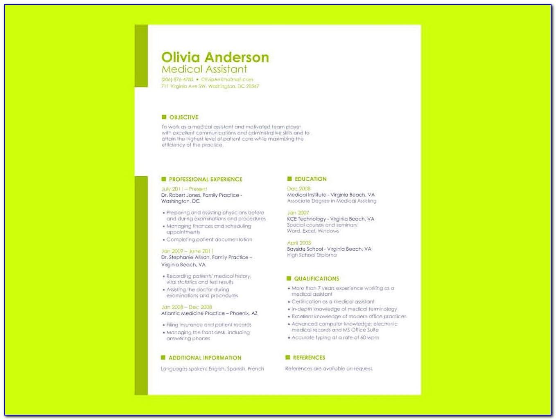 Free Online Resume Creator Software