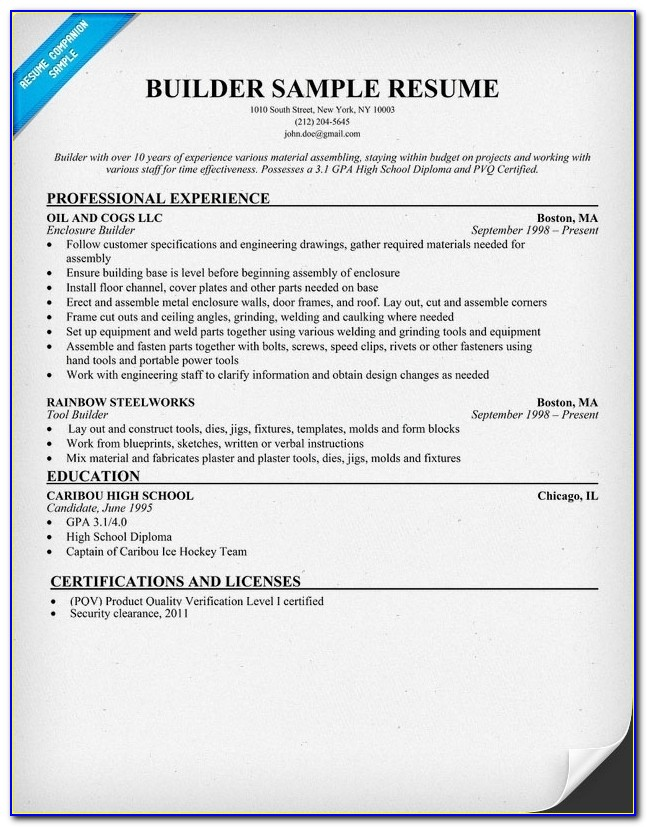 Free Resume Builder Online Resume Maker That Works Intended For Intended For Free Printable Resume Builder 2017