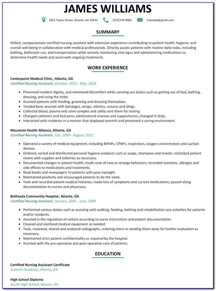 Free Resume Creator App