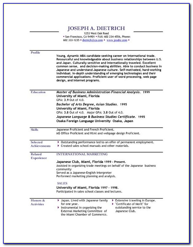 Sample Resumes Download] Functional Resume Template Job Samples With Regard To Free Resume Template Downloads