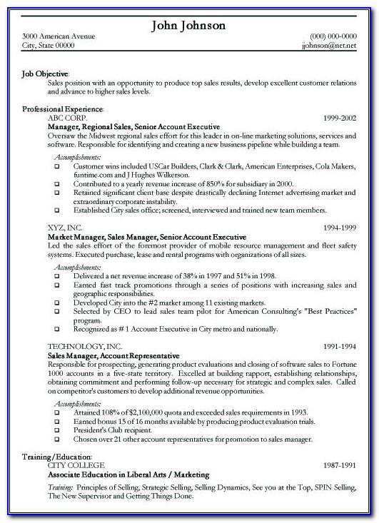 Free Resume Service Nyc