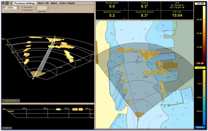Free Sonar Mapping Software
