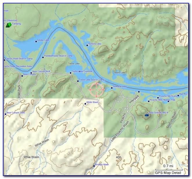 Free Utah Topo Maps Garmin